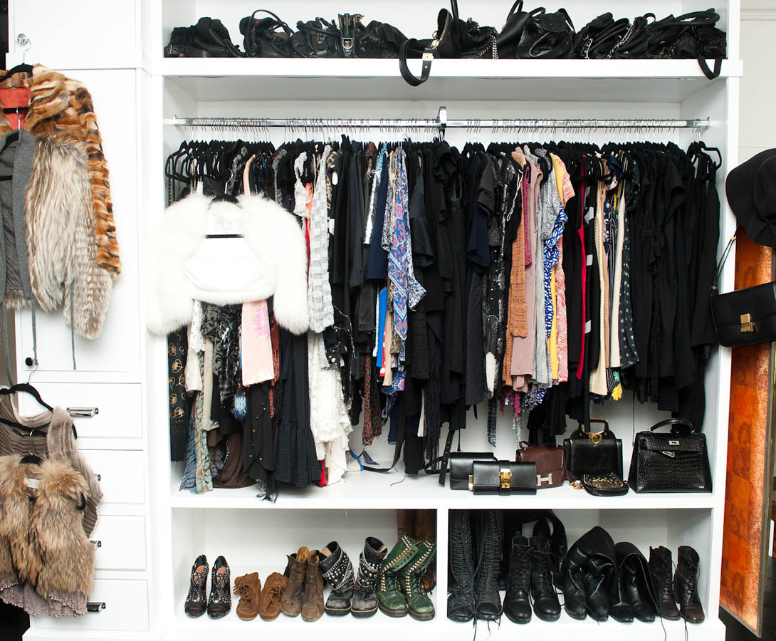 How To Turn A Bedroom Into Dressing Room Lauren Messiah