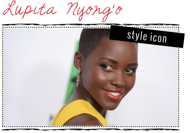 lupita nyongo style