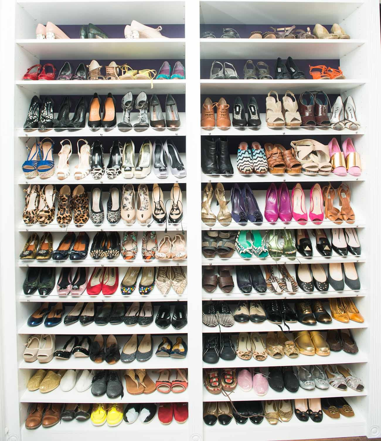 Superbe Shoe Closet 1300x1502 Shoe Closet The Faebulous Story