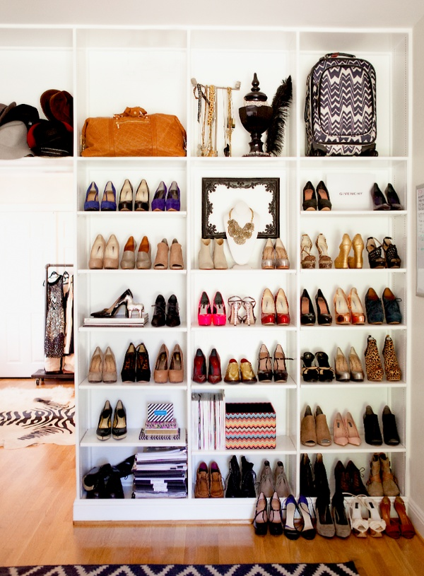 ikea shelf for shoes