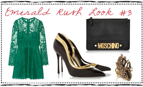 emerald rush look 3