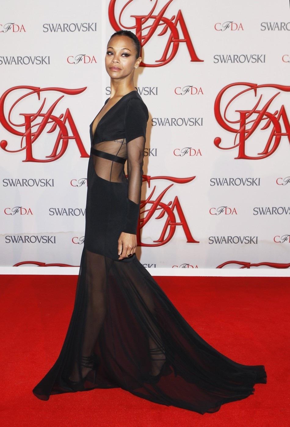 Style Profile: Zoe Saldana | Lauren Messiah