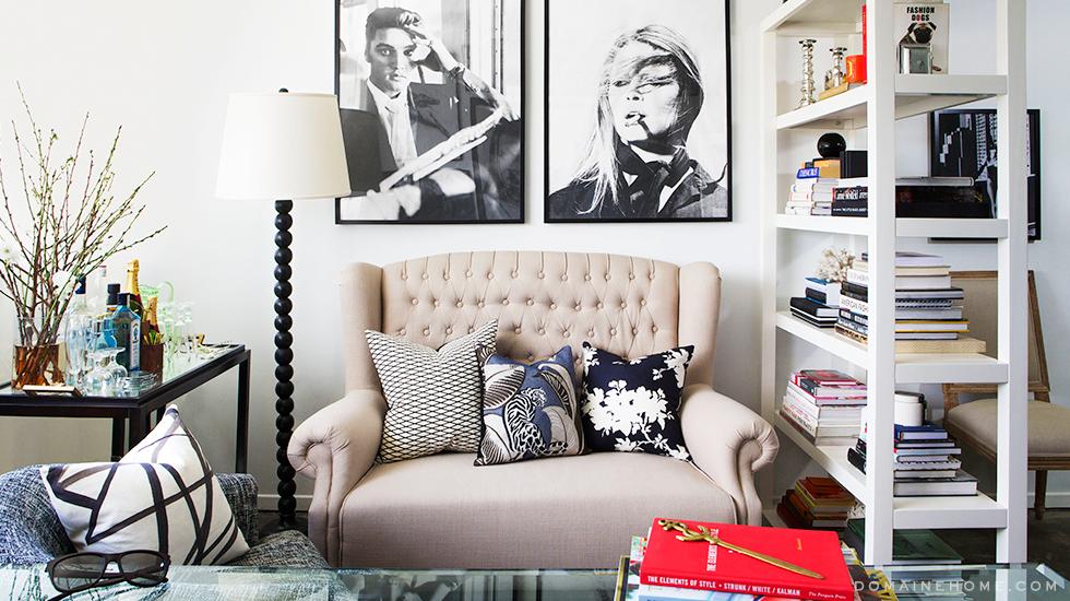stylish office