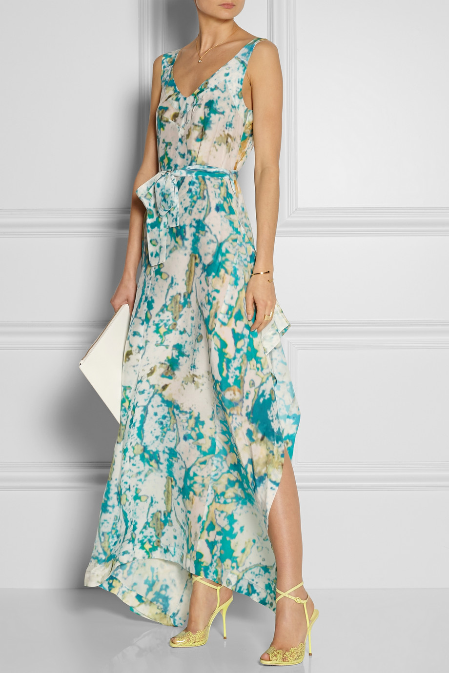 What to wear to a daytime summer wedding lauren messiah for Summer dresses for wedding