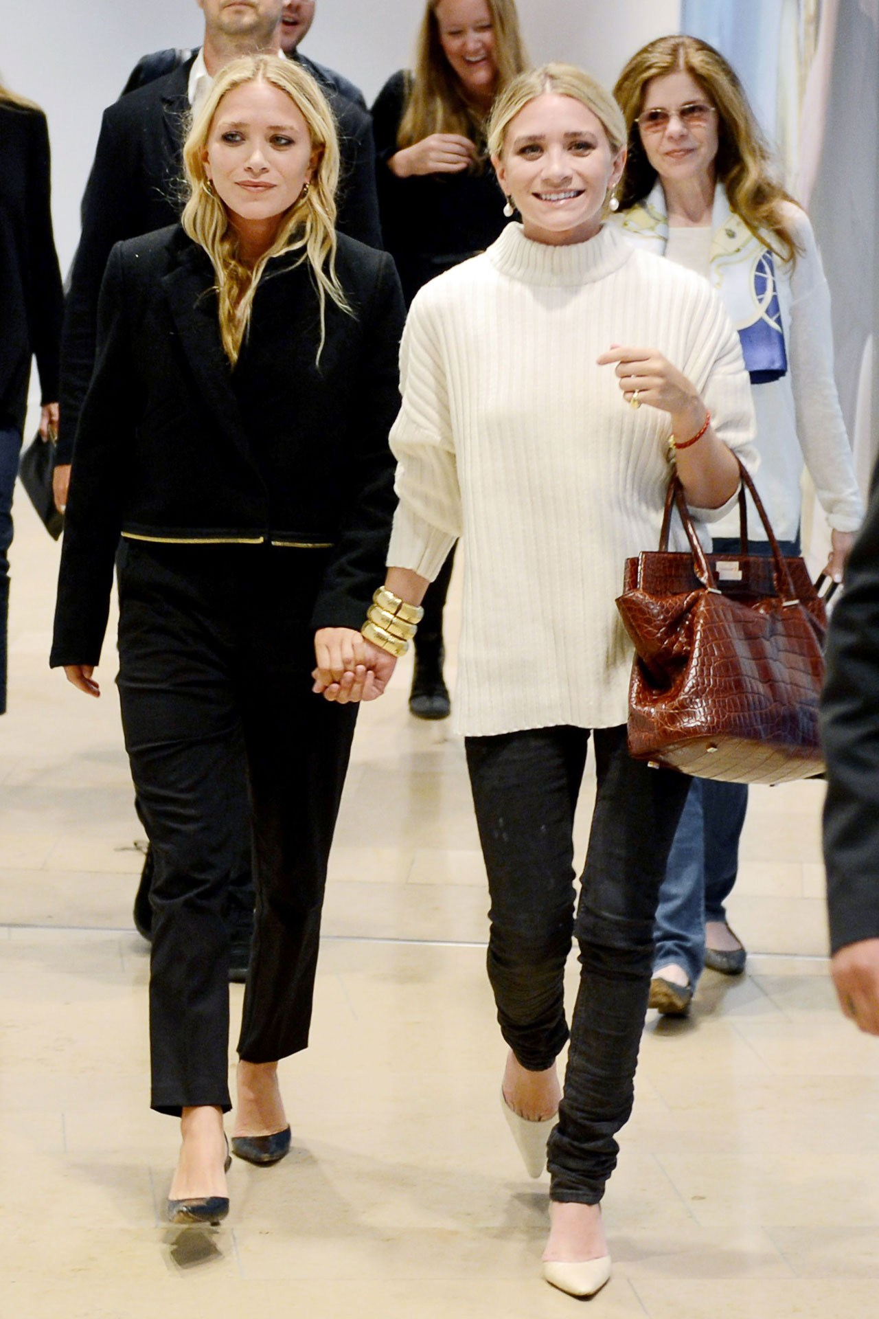 Style Profile The Olsen Twins Lauren Messiah