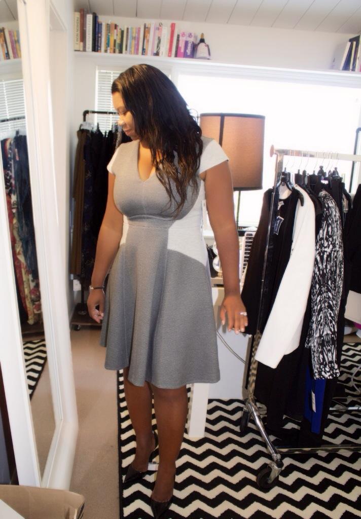 stylist fitting