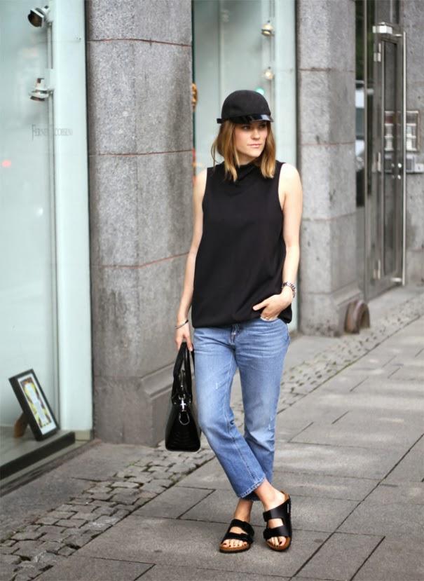 What To Wear With Birkenstocks Lauren Messiah