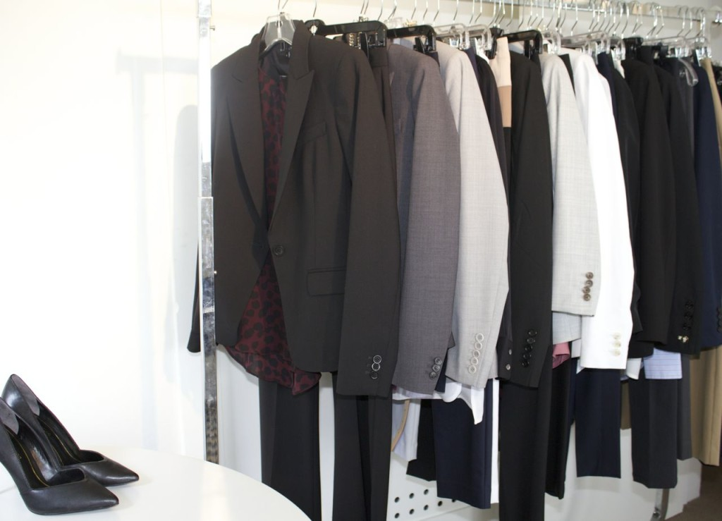 personal stylist fitting
