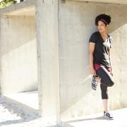 lauren messiah adidas women cute running gear
