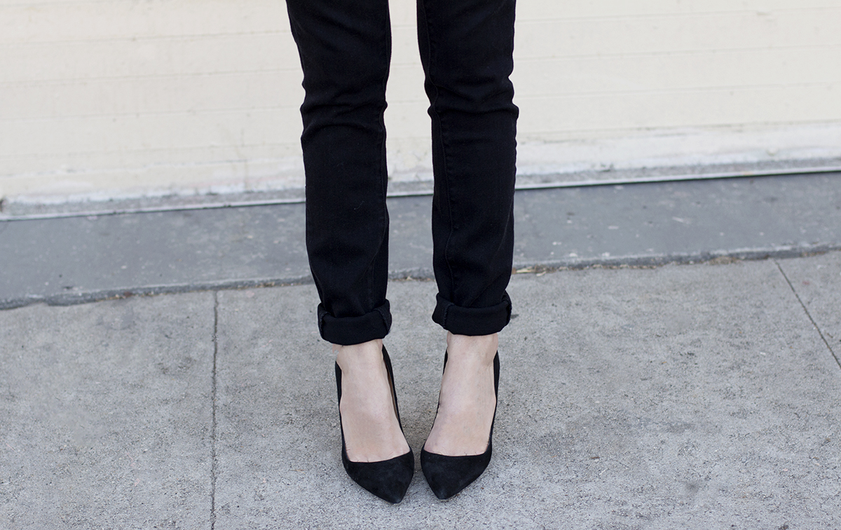 Good Shoes To Go With Jeans Style Guru Fashion Glitz Glamour Style Unplugged