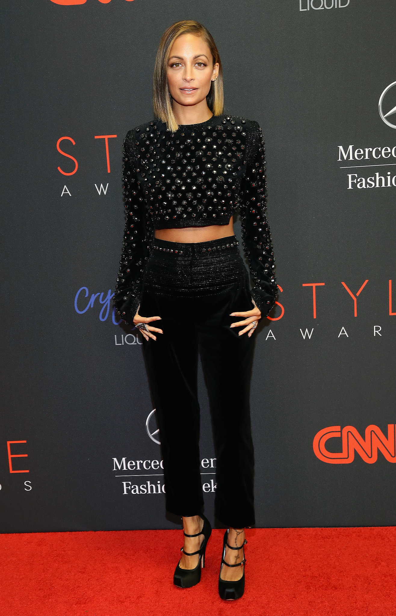 Style Profile Nicole Richie Lauren Messiah