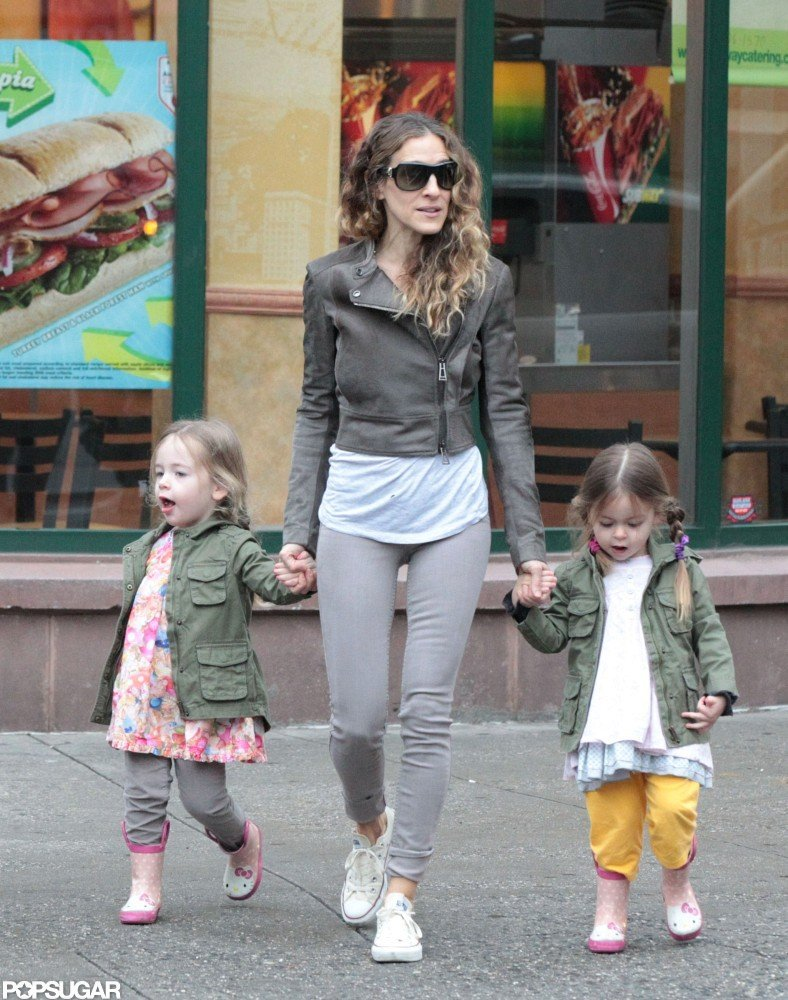 Sarah-Jessica-Parker-Matthew-Broderick-Kids