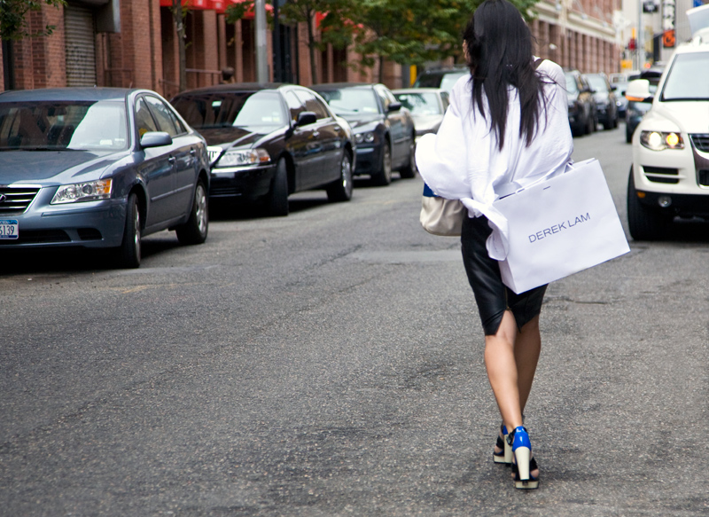 A Day in the Life of a Stylist: Shopping