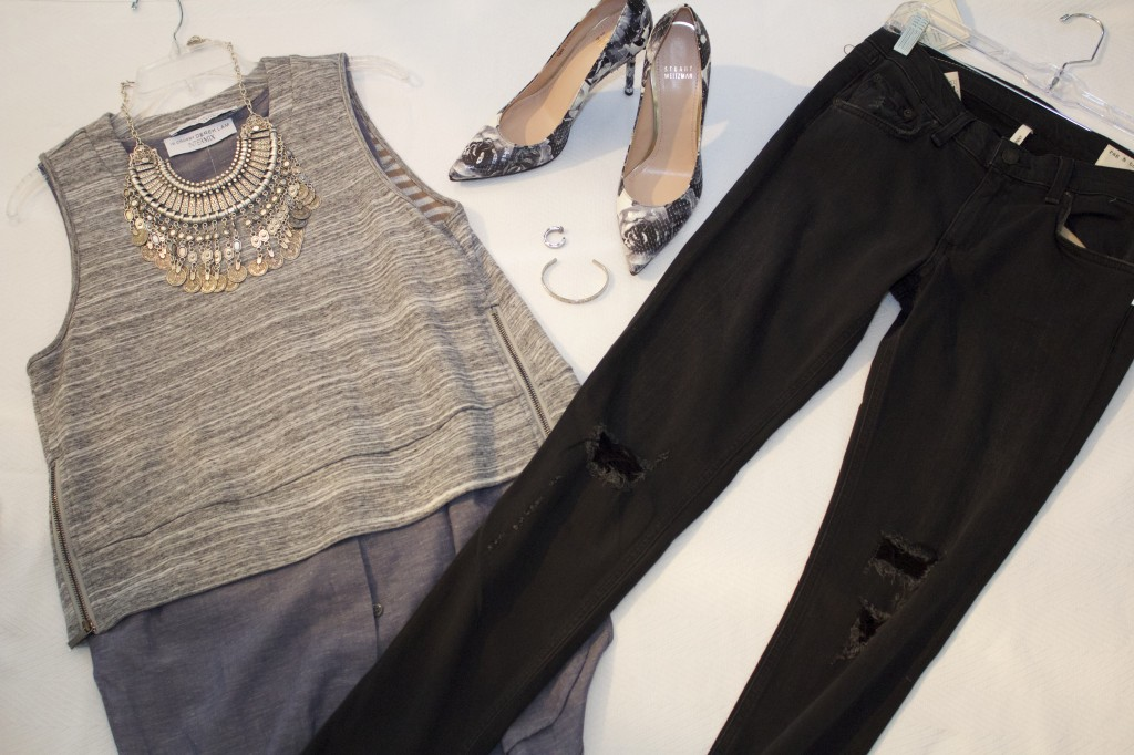 clothes from intermix
