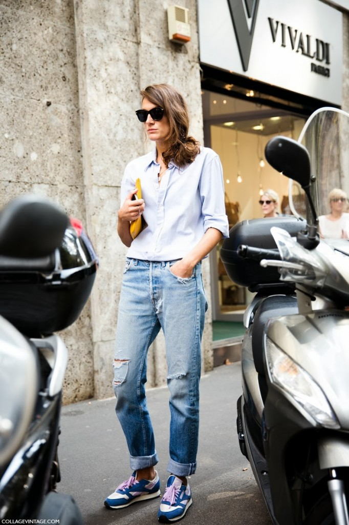 MFW-Milan_Fashion_Week_Spring_Summer_2014-Street_Style-Say_Cheese-Collage_Vintage-Jeans_Sneakers-e1382474446117