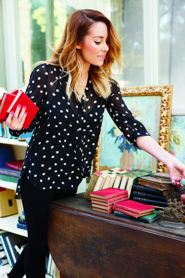 Style Profile Lauren Conrad Lauren Messiah