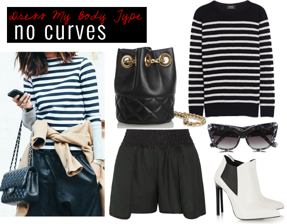 look for no curves 1