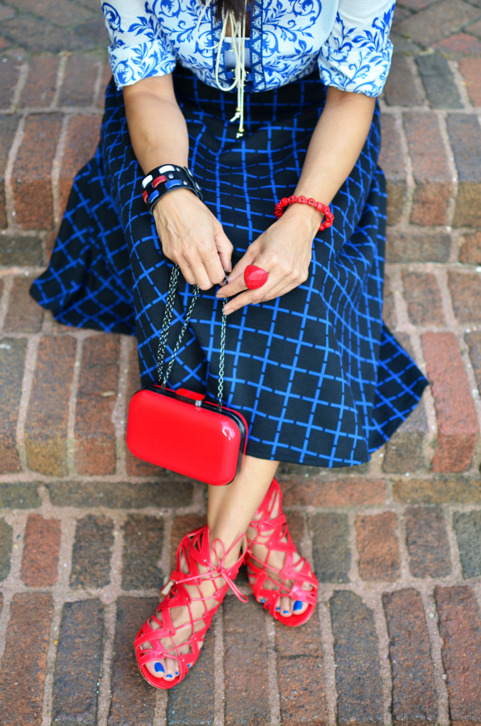 Red+Shoes+Street+Style