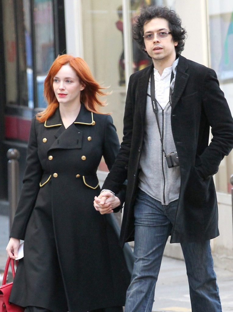 christina hendricks coat