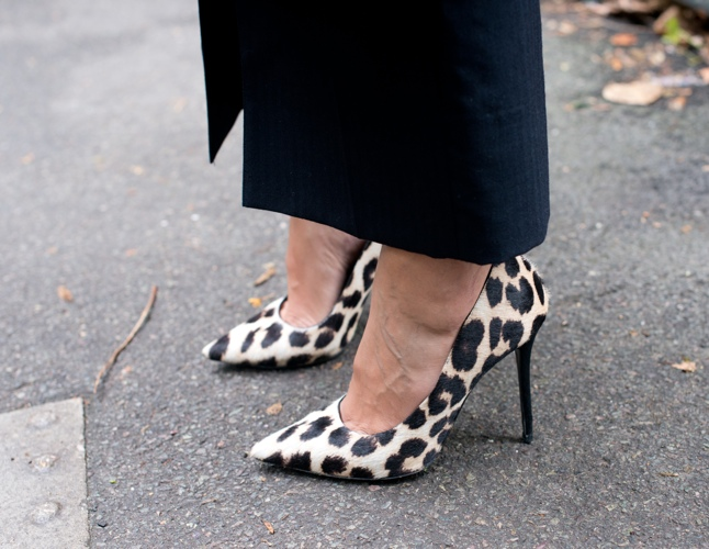 LFW SS2014: Street Style Day 3