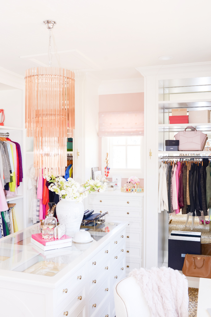Center Island Dream Closet