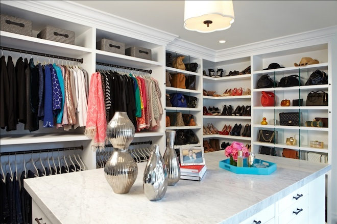 Bon I Have Wanted A Center Island For My Closet Since, Like, FOREVER! When I  Moved Into My Hollywood Hills House I Had A Room Devoted To My Wardrobe And  What ...