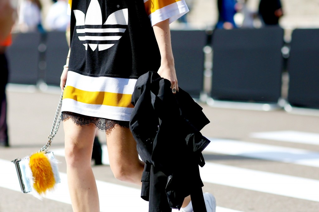 adidas shoes street style