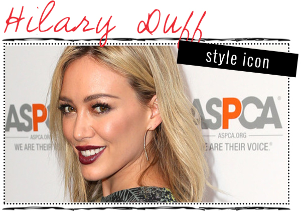 hilary duff icon