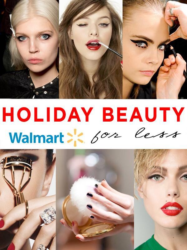 holiday beauty ideas