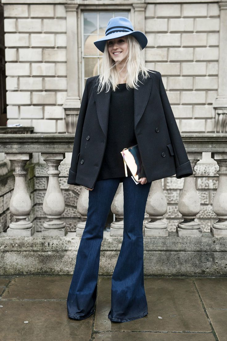 10 Ways To Wear Flares Lauren Messiah