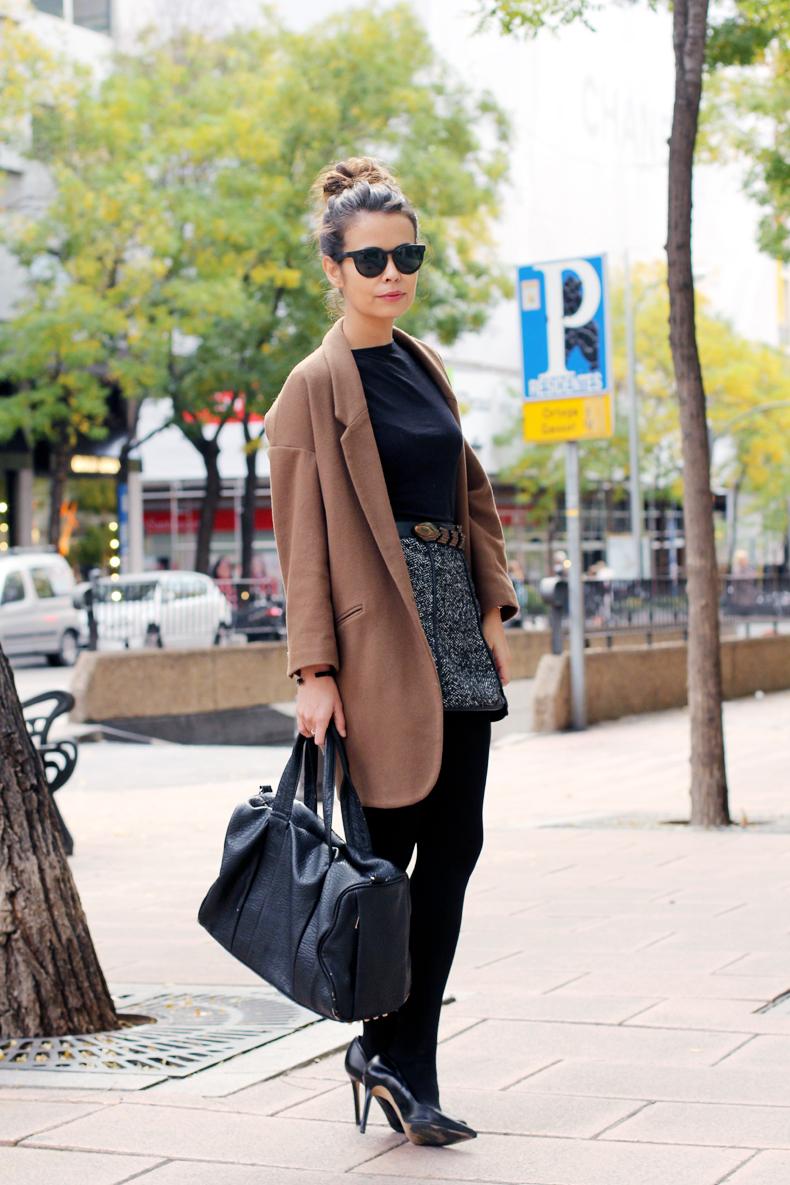 10 Ways To Wear A Camel Coat