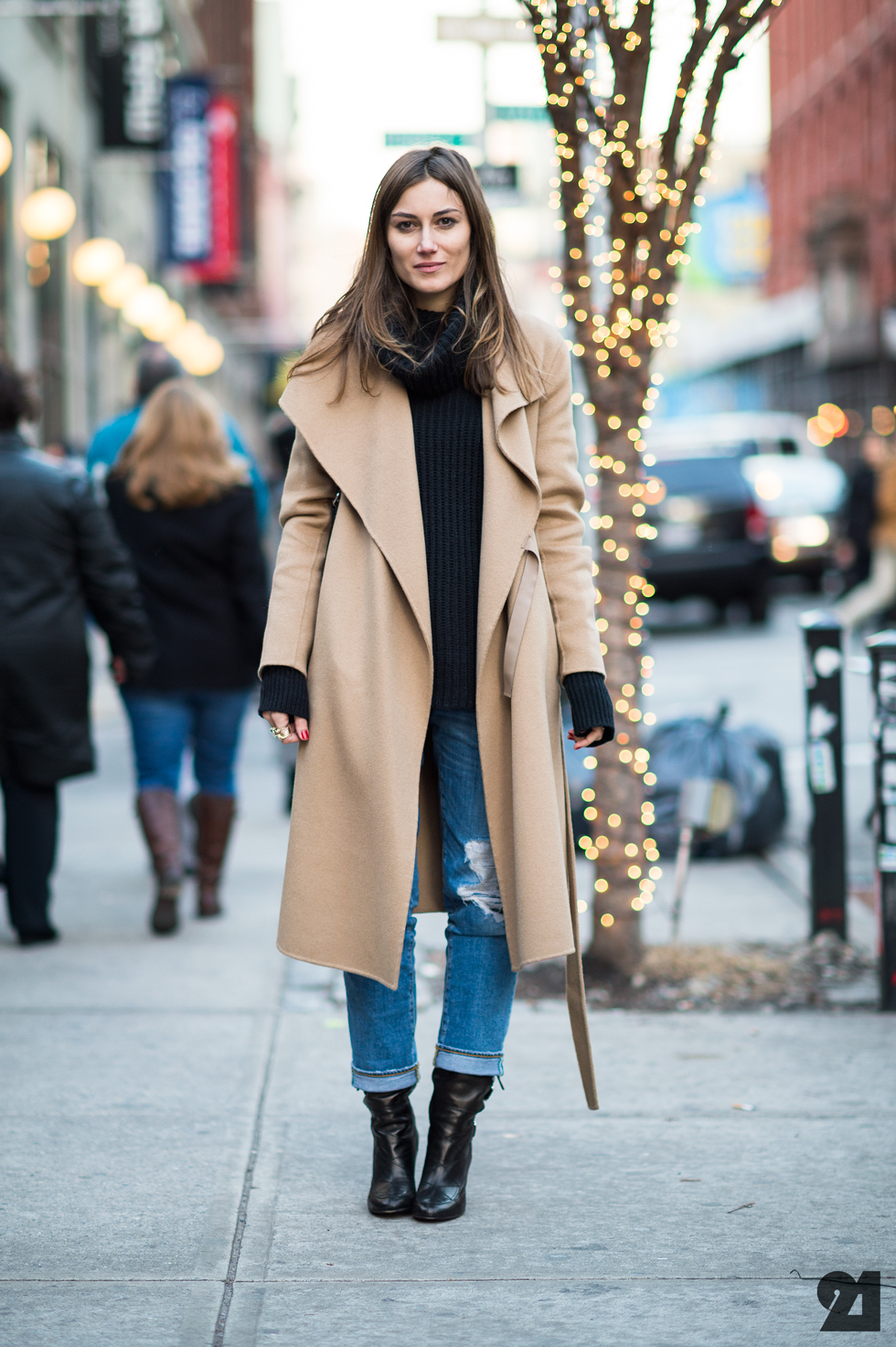 get online provide large selection of pretty cheap 10 Ways to Wear a Camel Coat | Lauren Messiah