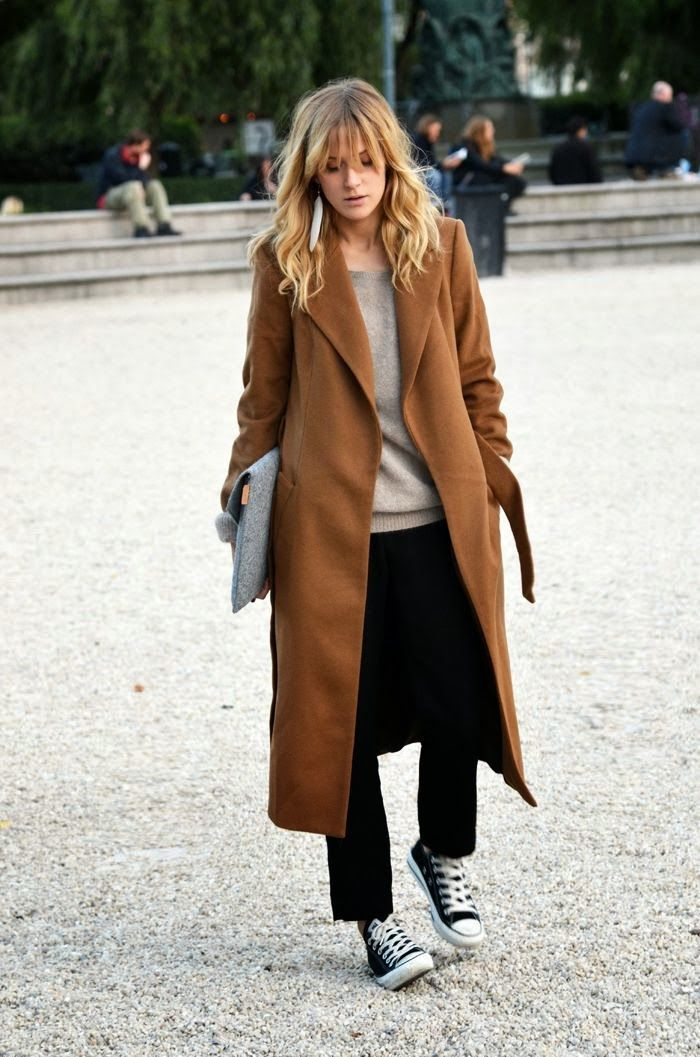 newest style of purchase genuine modern style 10 Ways to Wear a Camel Coat | Lauren Messiah