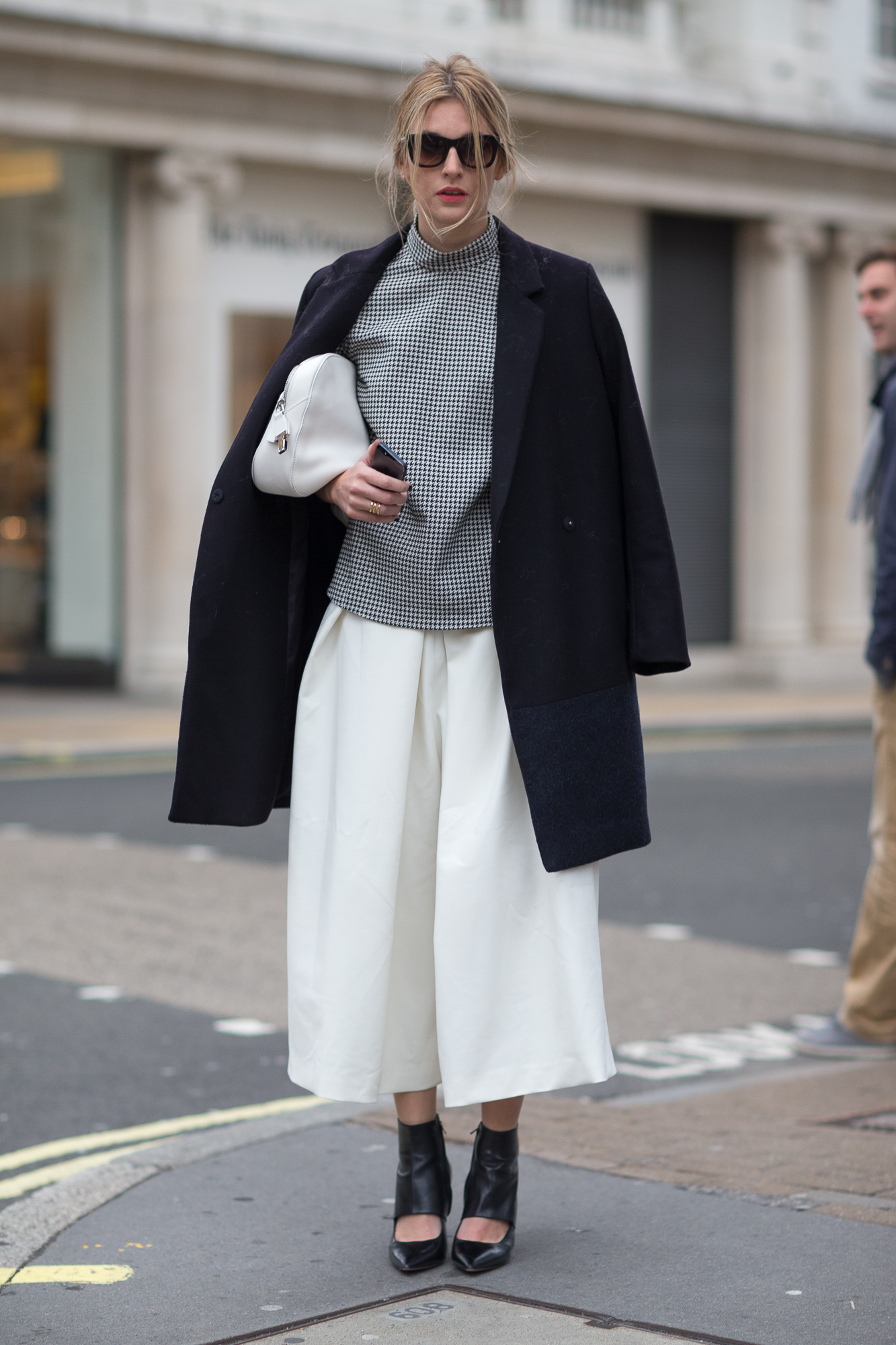 10 Ways To Wear Culottes Lauren Messiah