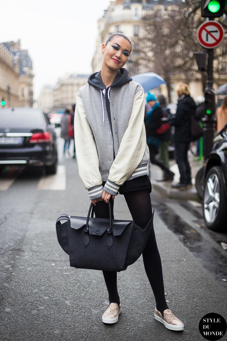 10 Ways To Wear A Hoodie | Lauren Messiah