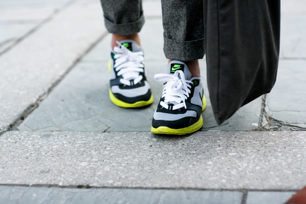 How To Look Chic In Sneakers