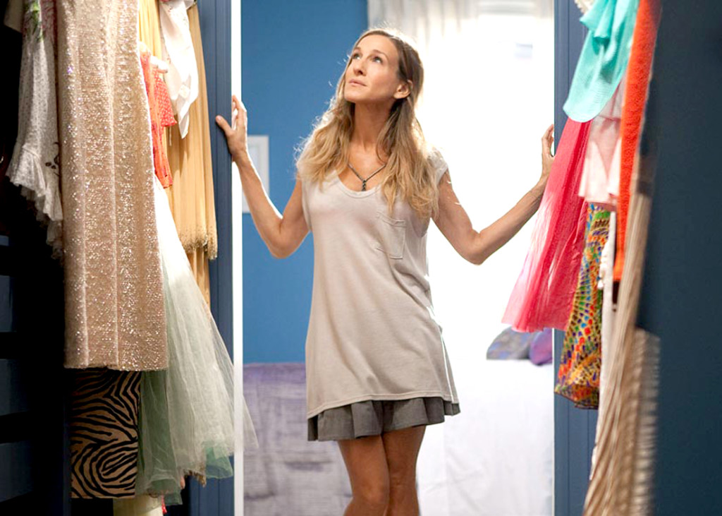 The Secret To Making Money From Your Closet