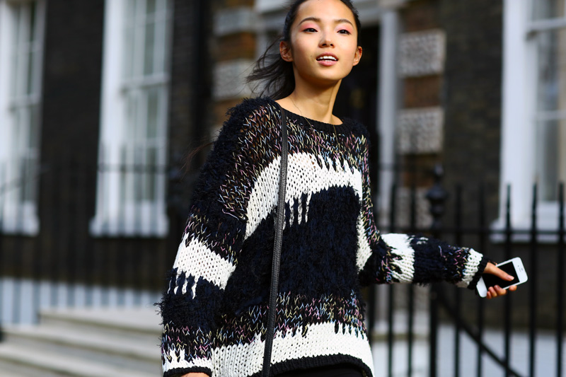 xiao-wen-ju-model-sweater