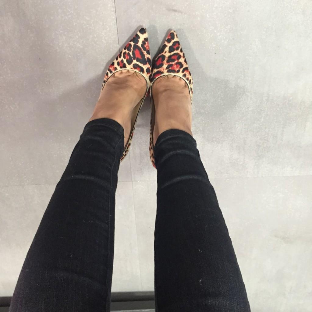 saks off 5 shoe shopping