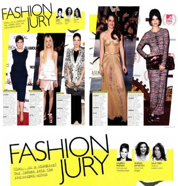 Grazias Fashion Jury