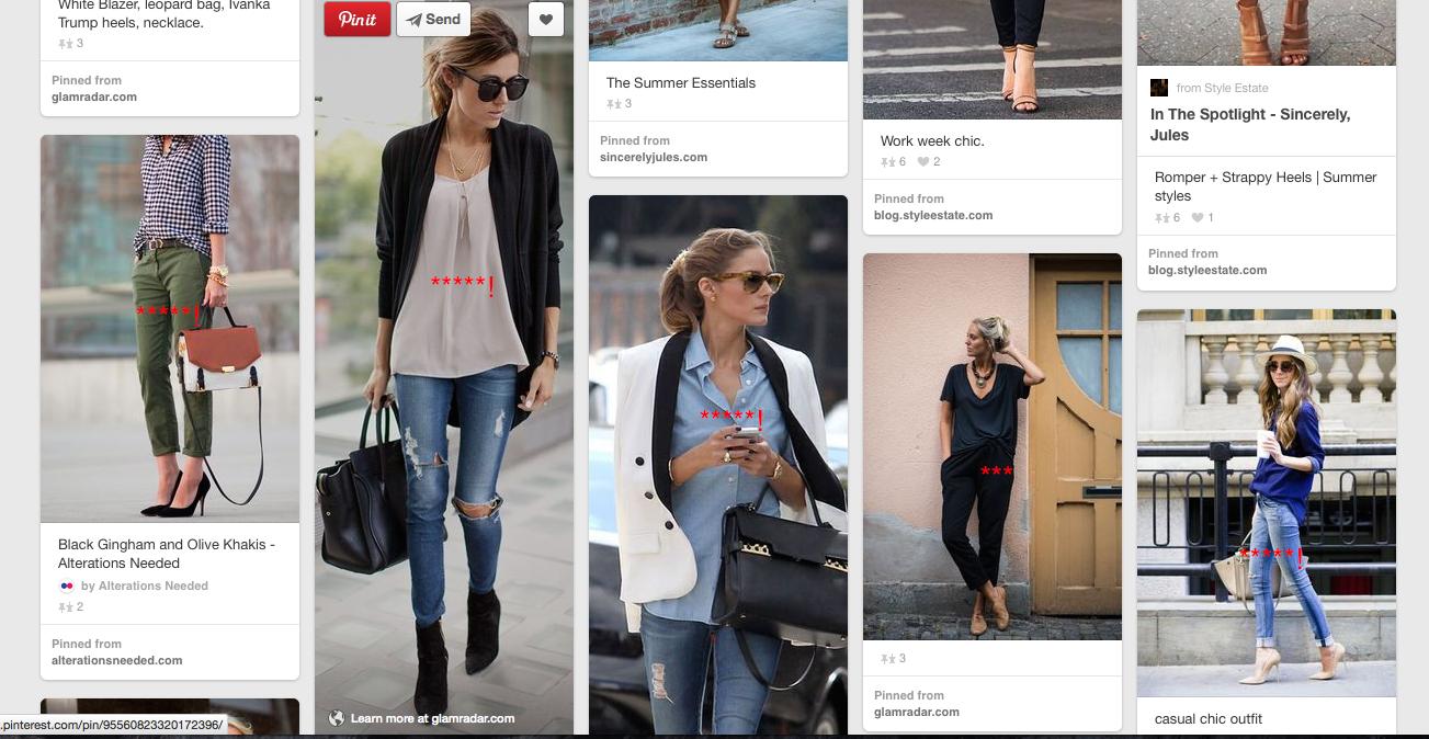 Client Makeover Desperately Seeking Style Lauren Messiah