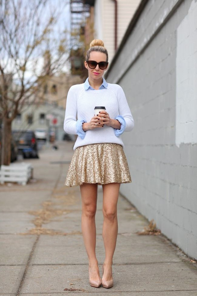 sequin-skirts-best-street-style-looks-5