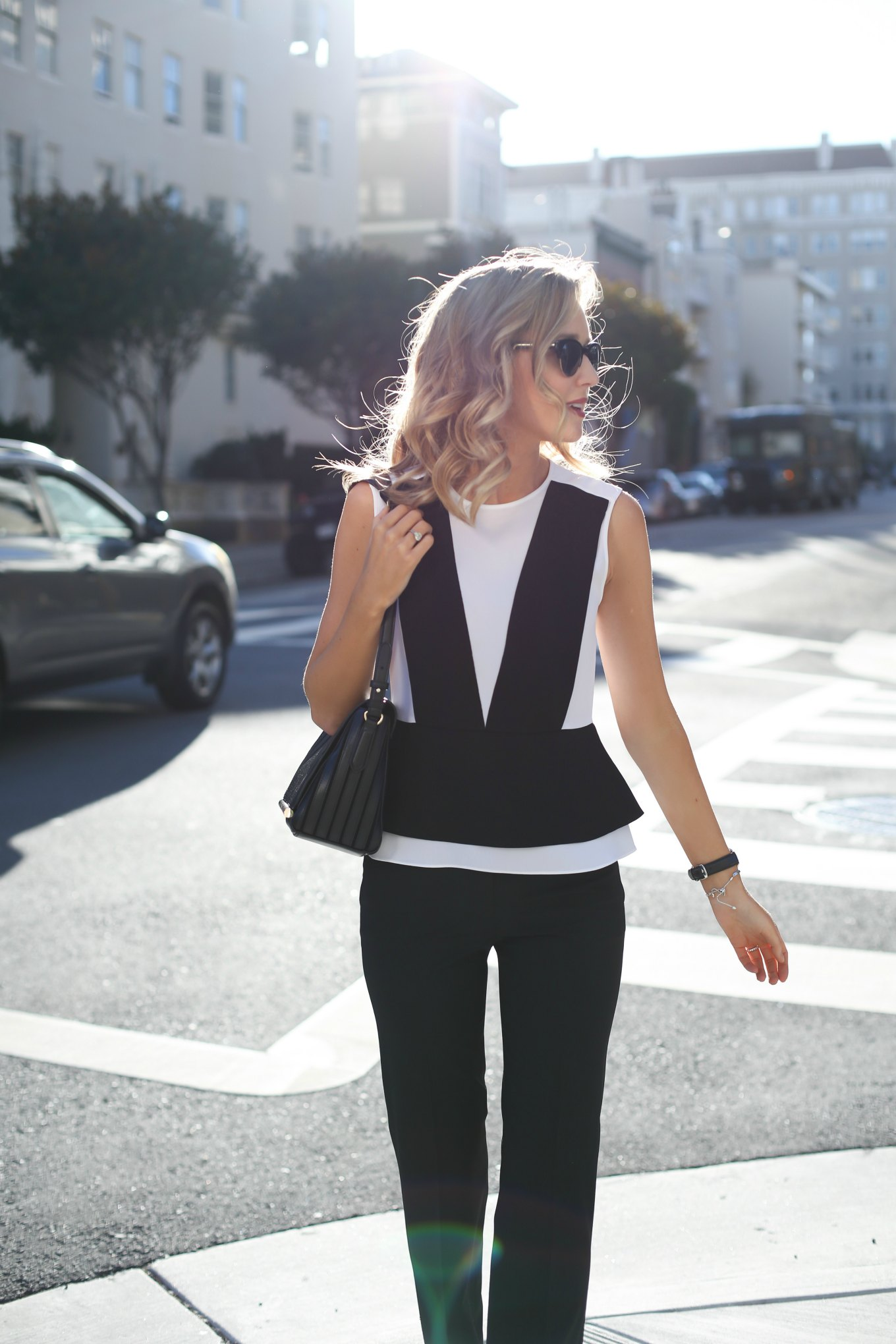 h-bgbg-tuxedo-peplum-black-and-white-top-black-dress-pants-work-wear-office-attire-professional-women-style-fashion-blog-san-francisco1