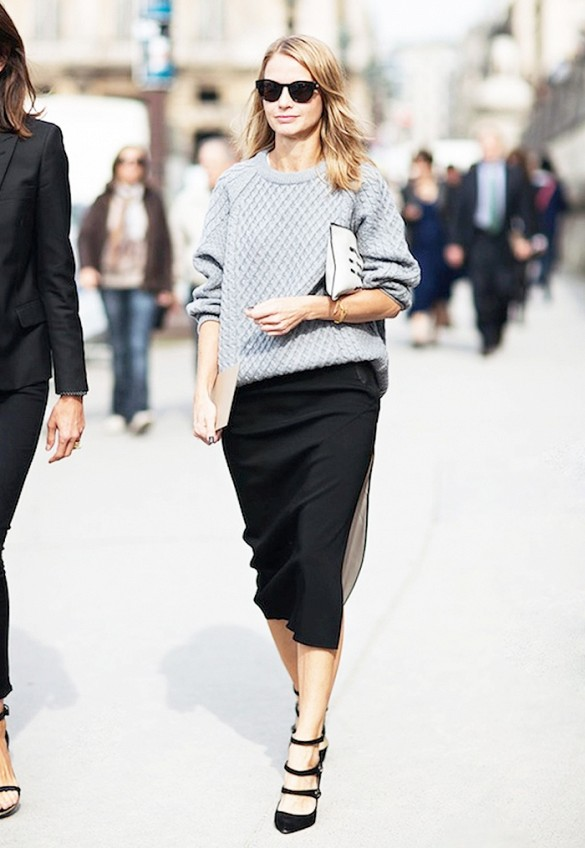 11 tops to wear with pencil skirts lauren messiah