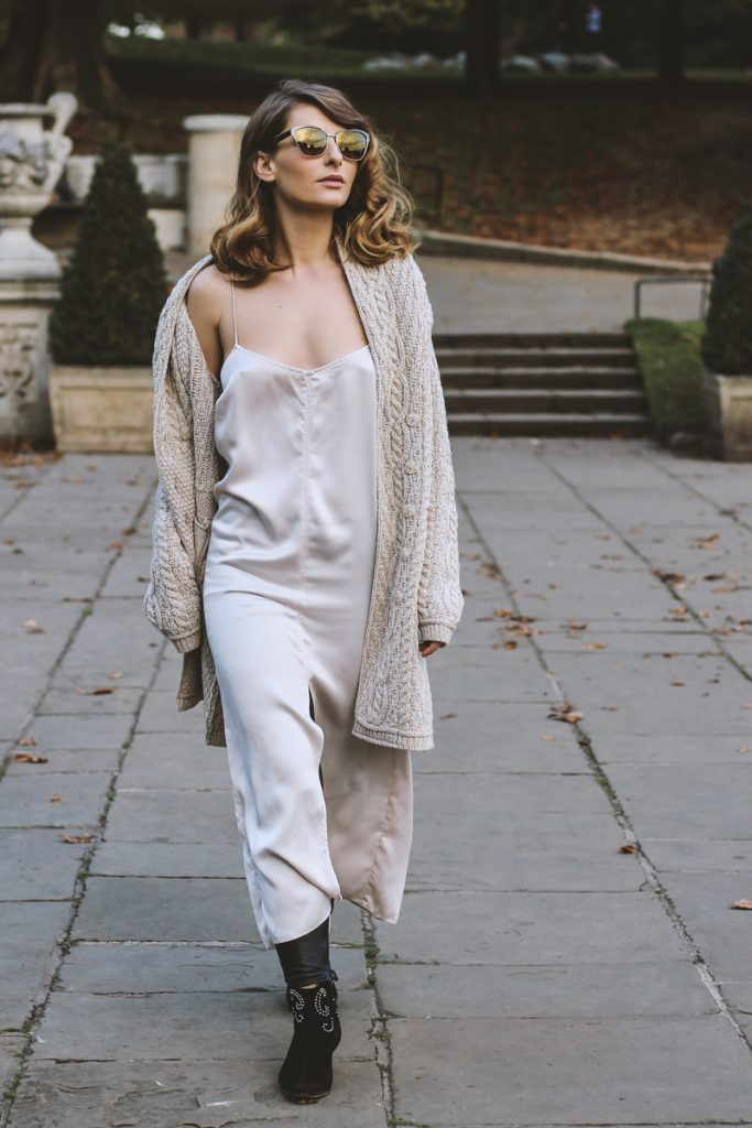 7 Stylish Ways To Wear A Slip Dress Lauren Messiah